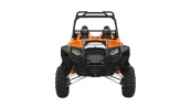 Polaris RZR 900 EPS Orange Madness LE Вид спереди