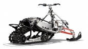 Polaris 600 Switchback 2014 Шасси