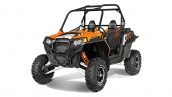 Polaris RZR 900 EPS Orange Madness LE Общий вид