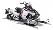 Polaris 800 RMK 155 Вид спереди