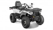 Квадроцикл Polaris Sportsman Touring 570 EFI Bright White Общий вид