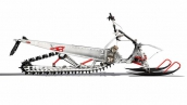 Снегоход Polaris 600 PRO-RMK 155 2015 Шасси сбоку