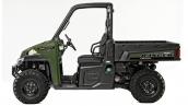 Polaris Ranger Diesel HST 2014 Вид сбоку