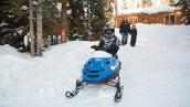 Детский снегоход Polaris 120 INDY в Иркутске