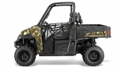 Polaris Ranger XP 900 EPS Hunter Edition 2015 Вид сбоку
