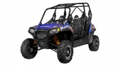 RZR 4 800 EPS Blue Fire/Orange LE