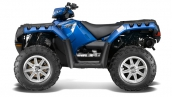 Квадроцикл Polaris Sportsman XP 850 EPS LE Вид сбоку