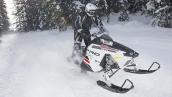 Polaris 800 Rush Pro-R 2014 В движении