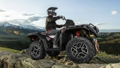 Polaris Sportsman XP 1000 В движении