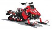 Горный снегоход Polaris 800 SKS 155 2016 red