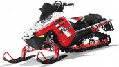 Снегоход Polaris 800 PRO-RMK 155 LE Общий вид