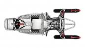 Снегоход Polaris Switchback PRO-X 600 Шасси сверху