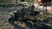 Polaris Ranger Diesel 2014 В работе