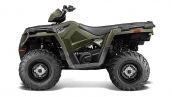 Квадроцикл Polaris Sportsman ETX 2015 Вид сбоку