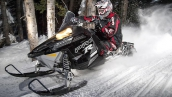 Polaris 600 Switchback Pro-R В движении
