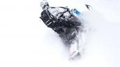 Снегоход Polaris 600 RMK 144 В движении