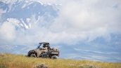 Polaris Ranger XP 900 EPS Hunter Edition 2015 в движении