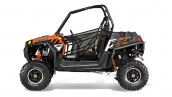 Polaris RZR 900 EPS Orange Madness LE Вид сбоку