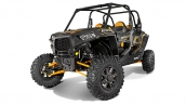 Polaris RZR XP 4 1000 EPS Titanium Matte Metallic Общий вид