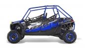 Polaris RZR XP 900 H.O. Jagged X Edition Вид сбоку