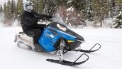 Polaris 600 INDY 2014 В движении