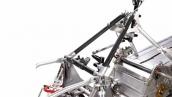 Polaris 800 Pro-RMK 155 Retro LTD Рама с элементами из карбона