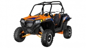 Polaris RZR XP 900 EPS Orange Madness/Blue LE