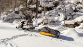 Сани для снегохода Expedition Иркутск