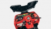 Polaris Sportsman X2 550 EPS Indy Red Передний багажный отсек