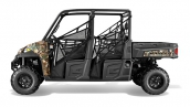 Polaris Ranger Crew 900 EPS Pursuit® Camo 2014 Вид сбоку