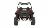 Polaris RZR 900 EPS Orange Madness LE Вид сзади