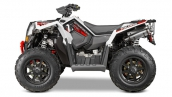 Квадроцикл Polaris Scrambler XP 1000 2015 Вид сбоку