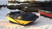 Сани для снегохода Compact Иркутск