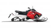 Снегоход Polaris 600 Indy SP Вид сбоку