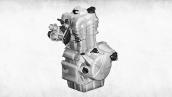 Квадроцикл Polaris Sportsman Ace 2014 Двигатель