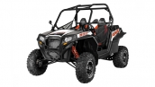 Мотовездеход RZR XP 900 EPS Walker Evans Black/White LE