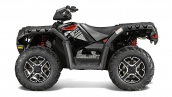 Polaris Sportsman XP 1000 Вид сбоку
