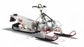 Снегоход Polaris 800 PRO-RMK 155 LE Рама общий вид