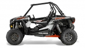 Polaris RZR XP 1000 EPS 2014 White Lightning Вид сбоку