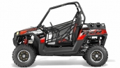 Polaris RZR 800 EPS Walker Evans LE Вид сбоку