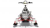 Polaris PRO-RMK Шасси Вид спереди