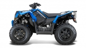 Квадроцикл Polaris Scrambler XP 850 EPS LE Вид сбоку