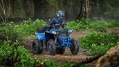 Квадроцикл Polaris Scrambler XP 850 EPS LE В движении