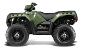 Polaris Sportsman 550 Sage Green