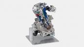Квадроцикл Polaris Sportsman 570 EFI 2015 Двигатель