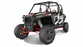Polaris RZR XP 4 1000 EPS White Lightning Общий вид