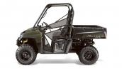 Polaris Ranger Diesel 2014 Вид сбоку