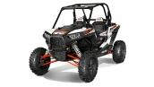 Polaris RZR XP 1000 EPS 2014 White Lightning Общий вид