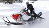 Polaris 600 Switchback Adventure В движении