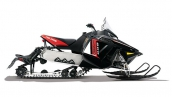 Polaris 600 Switchback 2014 Вид сбоку